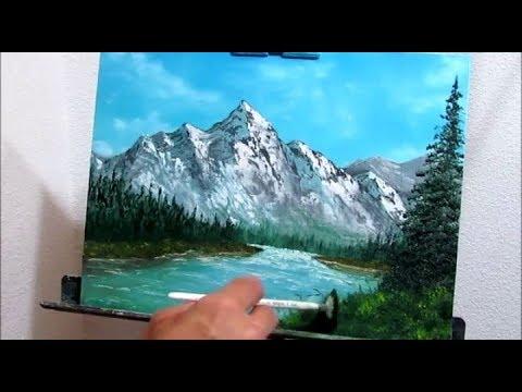 Cómo pintar Paisaje