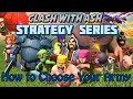 Clash Of Clans | HOW TO CHOOSE YOUR 3 STAR ARMY (Low Level Th9)