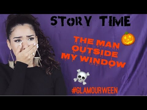 STORYTIME: THE MAN OUTSIDE MY WINDOW + interview with my mom!