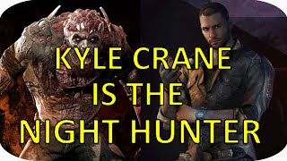 Скачать Dying Light The Following Kyle Crane Is The Night Hunter Theory Following Ending Explained