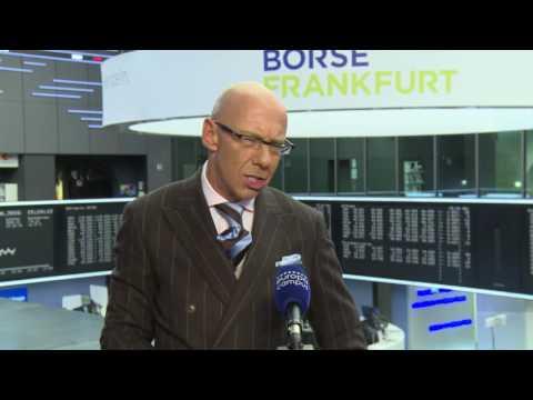 Portrait Frankfurter Börse