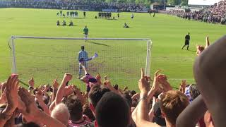 DULWICH HAMLET PROMOTED! ISTHMIAN LEAGUE PLAY-OFF FINAL - DHFC vs. HENDON FC 07/05/18