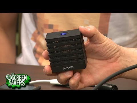 The New Screen Savers 127: High-Quality Wireless Mic for iPhone - Mikme