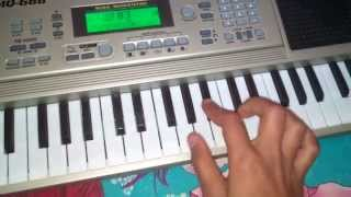 How to play Nepali national anthem in piano