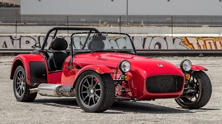 hqdefault Donkervoort D8 Gto The Lotus Seven You Always Wanted