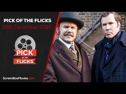 Pick of the Flicks 28th December | What's on at the Cinema | Your Cinema Guide