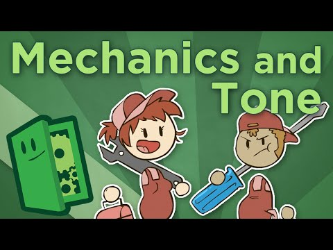 Mechanics and Tone - How Does Gameplay Relate to...