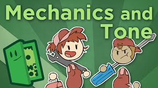 Mechanics and Tone - How Does Gameplay Relate to Story? - Extra Credits