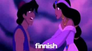 Aladdin - Jasmine, I tried to tell you, I