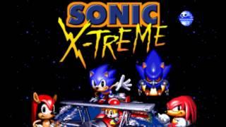 fadula — [Sonic X-treme] Space Queens (Genesis Remaster)