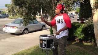 Let The Groove Get In - Justin Timberlake Drum Video | Ralph Nader |