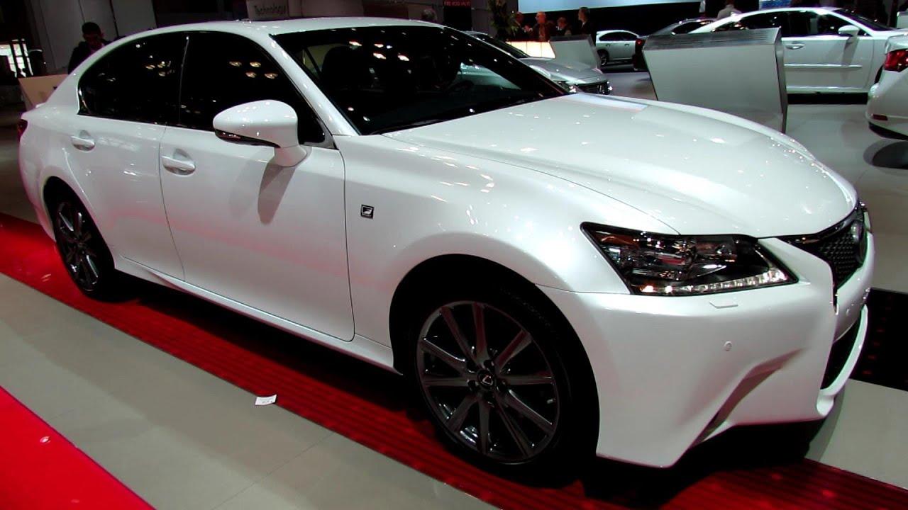2013 Lexus GS350 AWD F Sport Exterior and Interior Walkaround