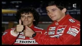 Les derniers jours de Ayrton Senna