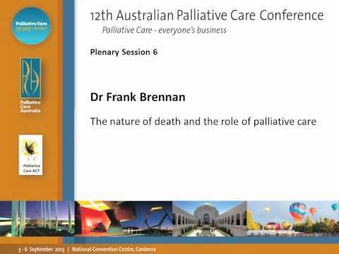 Plenary 6 Frank Brennan