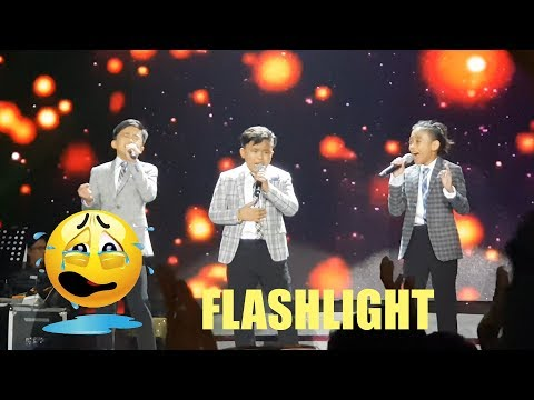 TNT BOYS CRIED WHILE SINGING FLASHLIGHT! | TNT BOYS LISTEN - THE BIG SHOT CONCERT