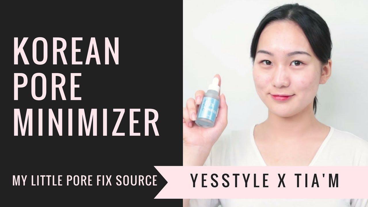 Korean Pore Minimizer Tia M My Little Pore Fix Source Yesstyle