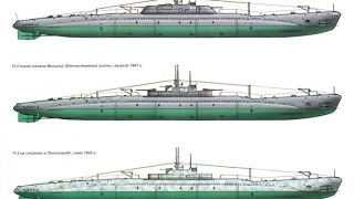 Submarine Warfare of World War II rare documentary