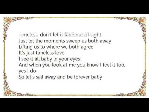 Kelly Clarkson - Timeless Duet Lyrics