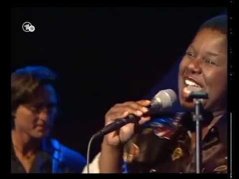 Randy Crawford │What a difference a day makes