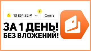 Яндекс Деньги - регистрация и создание электронного кошелька Yandex Money