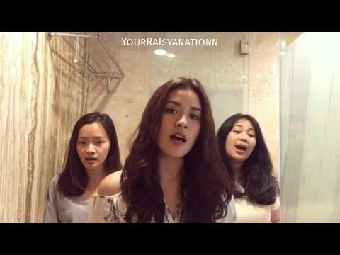 Raisa - Biarkanlah (feat JenniferTaan & Nieahoy)