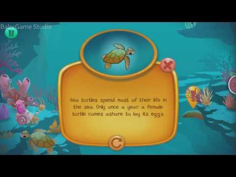 Explorium Ocean For Kids | Let Kids Explore Marine Life Into The Ocean To Find Mysterious Atlantis