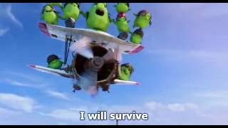 Angry birds - i will survive