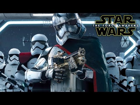 Top 5 Facts About Captain Phasma