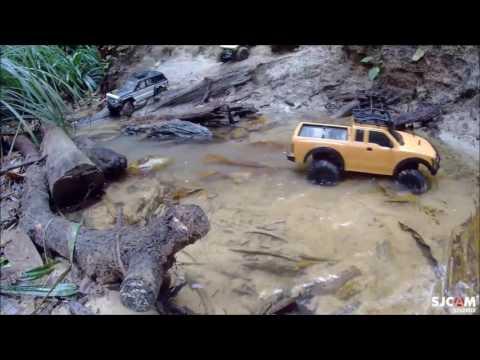 RC4WD Brunei, Wasai Mentiri trail