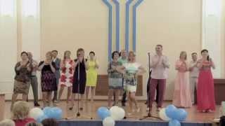 ЛОРД 2014,танец родителей на выпускном