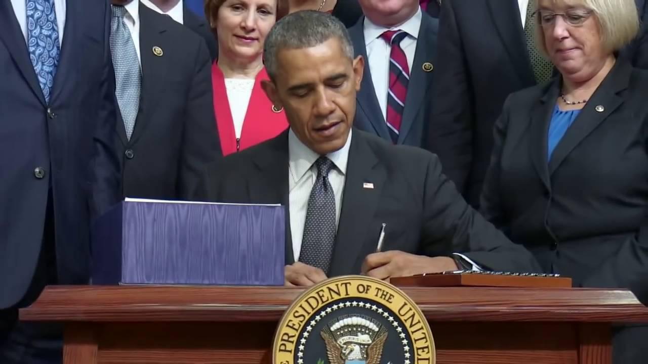 Obama's accomplishments?