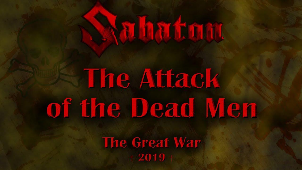 Sabaton - The Attack of the Dead Men (Lyrics English & Deutsch)