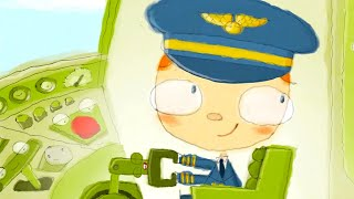 The Day Henry Met ✈ AERPLANE RIDE ✈ Cartoons for Kids