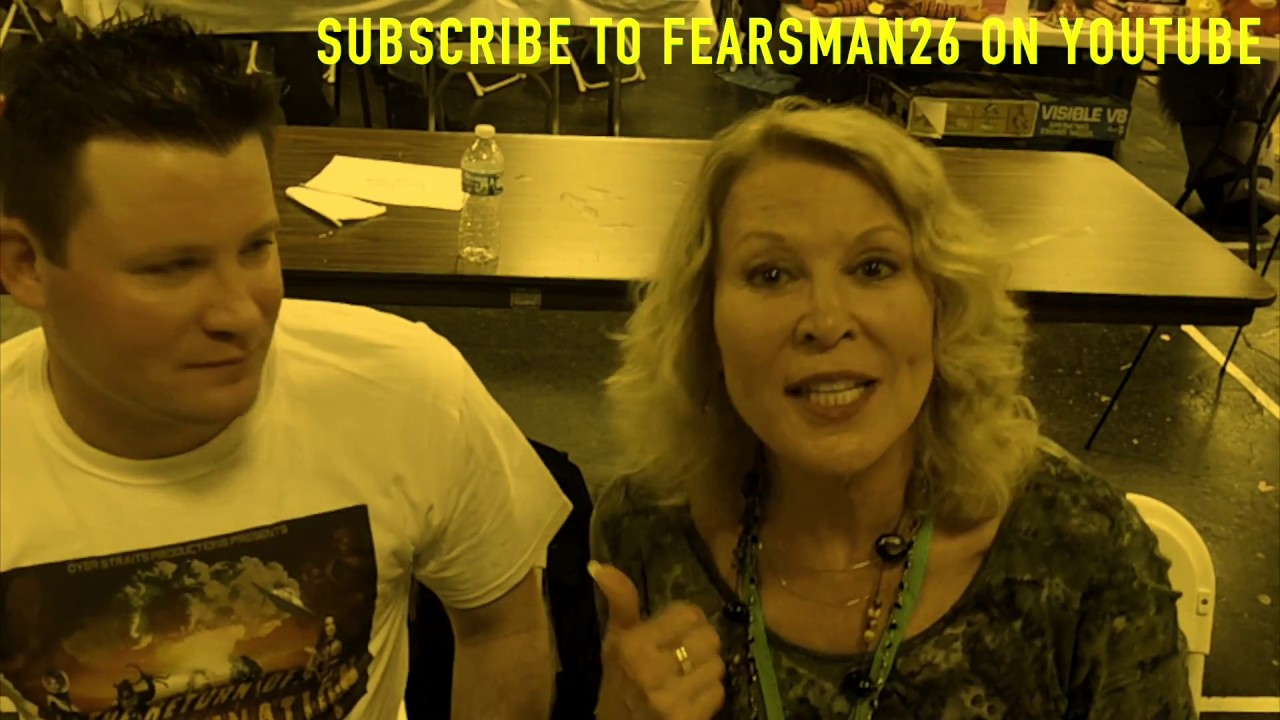 Download Contamination Comic Con Interview With Leslie EasterBrook From Police Academy