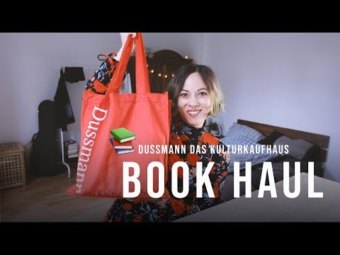 Dussmann Book Haul! Hunting For English Books At A German Bookstore