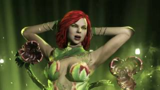 Injustice 2 - Official Poison Ivy Gameplay Trailer (2017)