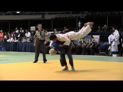 2014 USJF/USJA Jr. National Judo Championships Honolulu, Hawaii