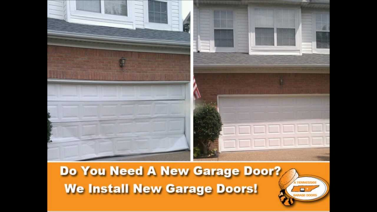 Garage Doors Knoxville Garage Door Repair And Service Knoxville Tn