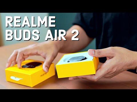 UNBOXING U0026 REVIEW SINGKAT Realme Buds Air 2! Cocok Buat Siapa? 🤔