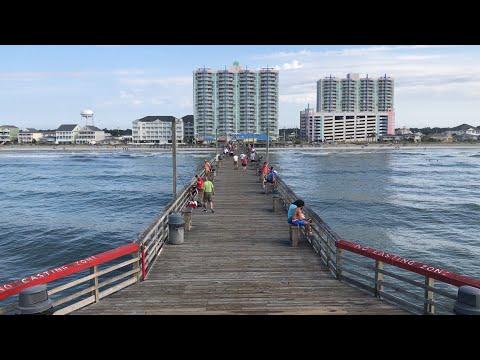 Cherry Grove Pier - North Myrtle Beach   Attractions