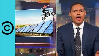 The Daily Show | Trump Reveals His Bright Idea