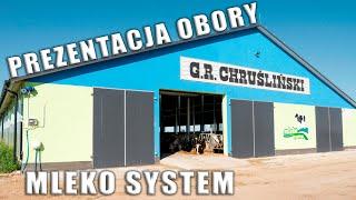 Mleko System   Prezentacja Obory   G.R. Chruśliński