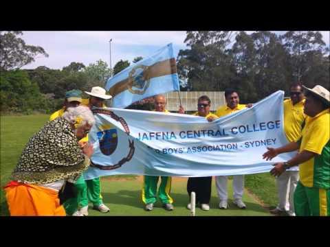 JCC OBA Sydney 2015 Cricket Team