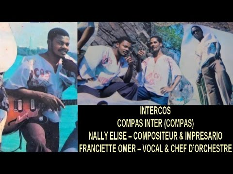 INTERCOS-COMPAS INTER (COMPAS)NALLY ELISE – COMP-FRANCIETTE OMER – VOCAL & CHEF D'ORCHESTRE