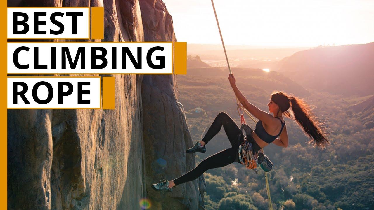 7 Best Rock Climbing Ropes