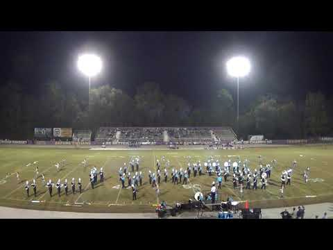 Gulf Shores High School Band 10-19-18