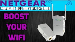 NETGEAR WiFi Extender Setup: How To BOOST your WIFI!