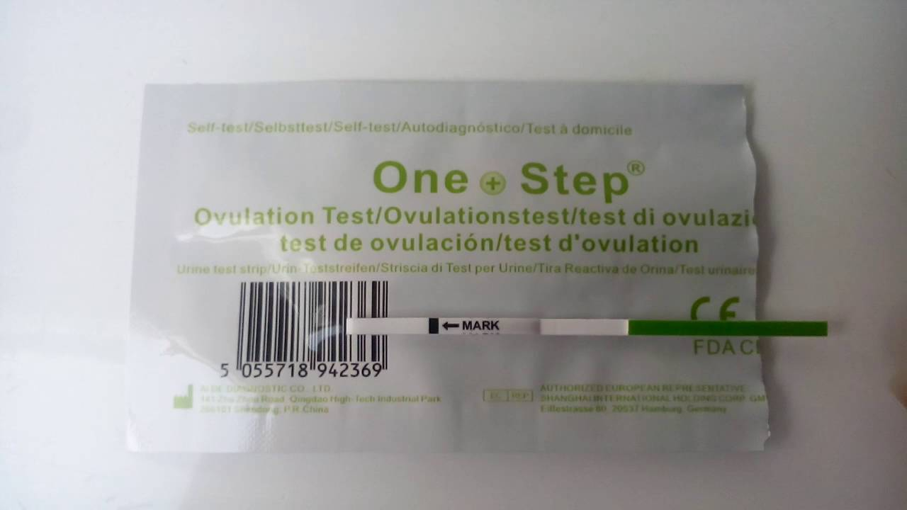 Using OPK as pregnancy test  Very clear positive! 7 weeks pregnant