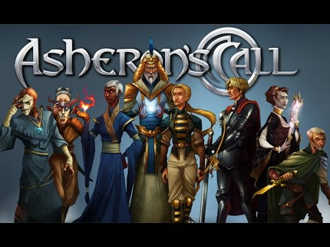 Asheron's Call Memories 3 Hours of Gameplay