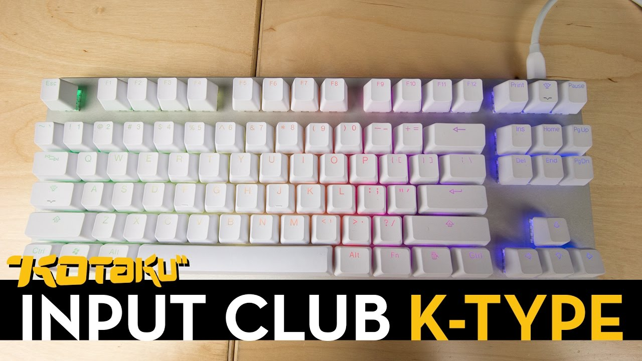 Setting Up Your K-Type | Drop (formerly Massdrop)